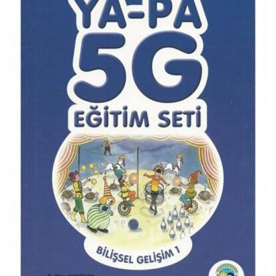 Ya-Pa 5G Eğitim Seti (Bilişsel Gelişim1)