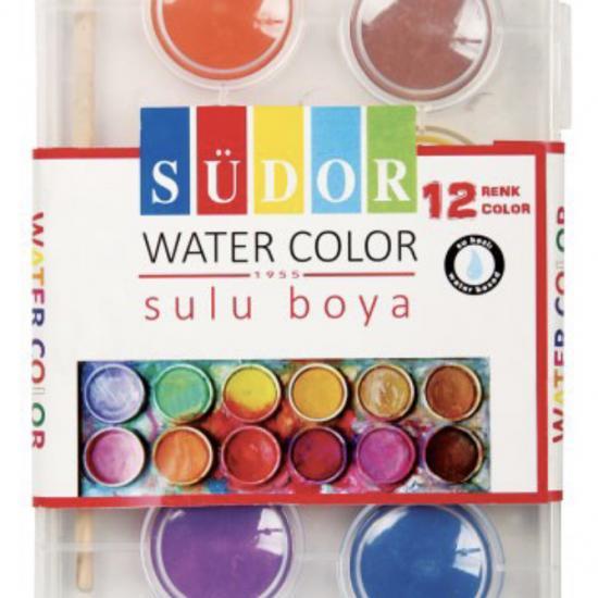 Südor 12'li Sulu Boya