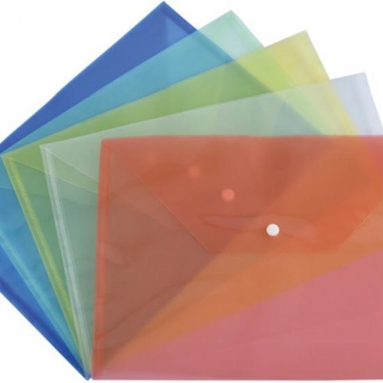 Südor Çıtçıtlı Dosya 10'lu Renkli